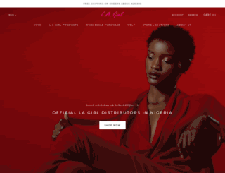 lagirlnigeria.com screenshot