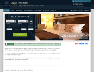 lagoas-park-oeiras.hotel-rez.com screenshot