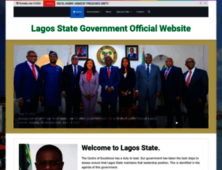 lagosstate.gov.ng screenshot