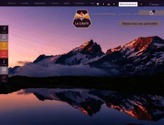 lagrave-lameije.com screenshot