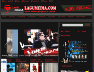 lagu-korea.karirsumut.com screenshot