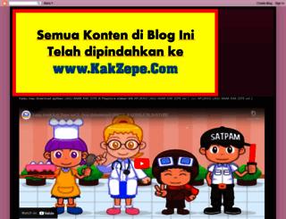 lagu2anak.blogspot.co.id screenshot