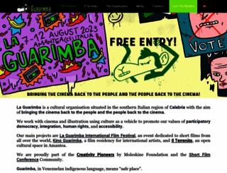 laguarimba.com screenshot