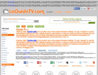 laguidatv.com screenshot