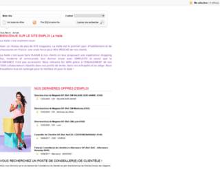 lahalle.profils.org screenshot