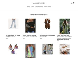 lahomefashion.com screenshot
