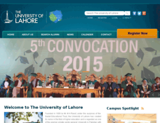 lahorealumni.net screenshot
