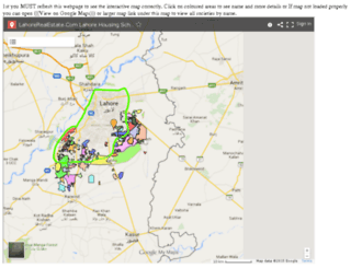 lahorepakistan.net screenshot