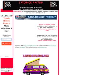 laidbackracing.com screenshot
