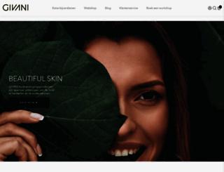 laifline-cosmetics.nl screenshot