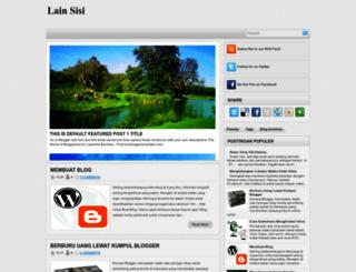 lain-sisi.blogspot.com screenshot