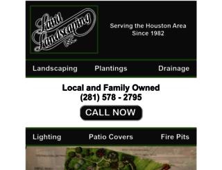 lairdlandscaping.com screenshot