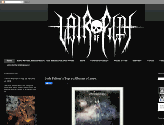 lairoffilth.blogspot.com screenshot
