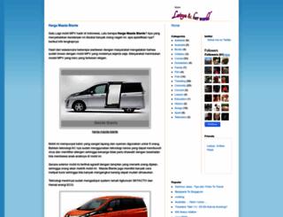 laisya.blogspot.com screenshot