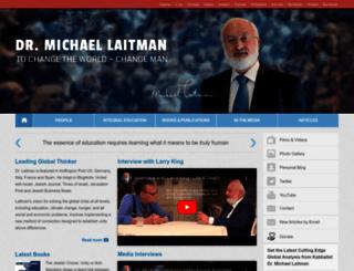 laitman.com screenshot