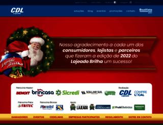 lajeadobrilha.com.br screenshot