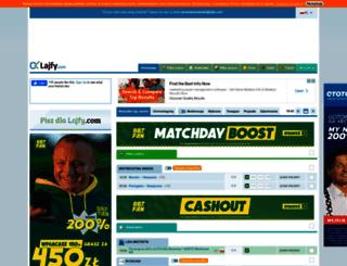 lajfy.com screenshot