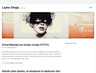 lajmeshqipe.altervista.org screenshot