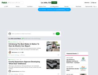 lajolla.patch.com screenshot