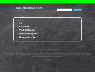 lak-channel.com screenshot
