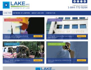 lakeapc.com screenshot