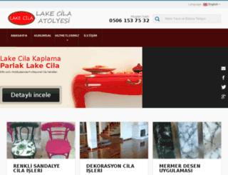 lakecila.com screenshot