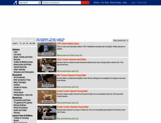 lakecity-fl.americanlisted.com screenshot