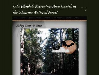 lakeglendale.net screenshot