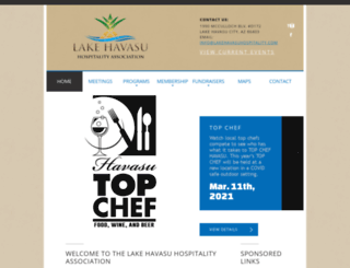 lakehavasuhospitality.com screenshot
