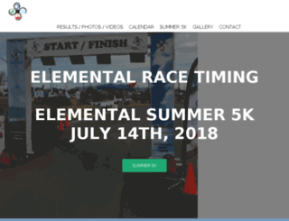 lakeoftheskytrailruns.com screenshot