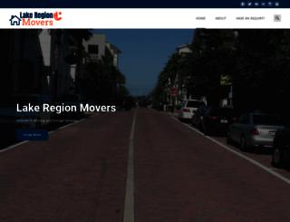 lakeregionycc.com screenshot
