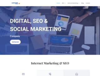lakeshorebranding.com screenshot