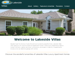 lakeside-villas.thunder-stage.com screenshot