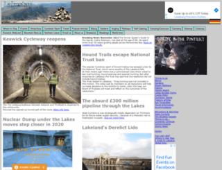 lakestay.co.uk screenshot
