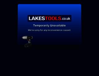 lakestools.co.uk screenshot