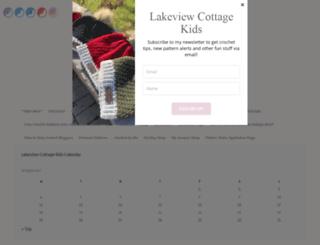 lakeviewcottagekids.com screenshot