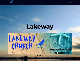 lakewayonline.org screenshot