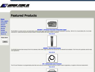 lakewood.com screenshot