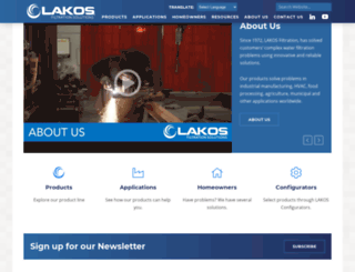 lakos.com screenshot