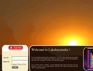 lakshyaindia.me screenshot
