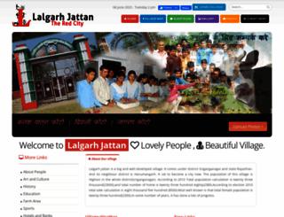 lalgarhjattan.com screenshot