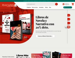 lalibreriadelau.com screenshot
