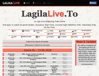 laliga-live.to screenshot