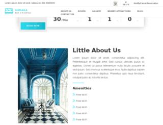 lalitjoshi.com screenshot