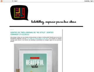 laloleblog.blogspot.com.es screenshot