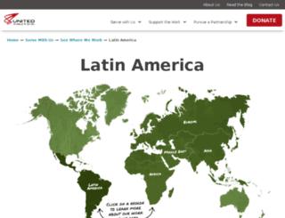 lam.org screenshot