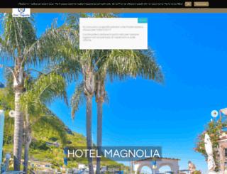 lamagnoliahotel.it screenshot