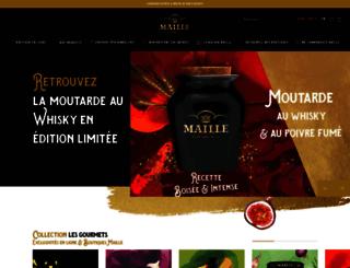 lamaisonmaille.fr screenshot