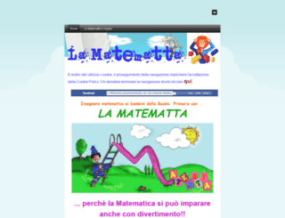 lamatematta.net screenshot