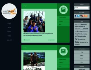 lambilly.com screenshot